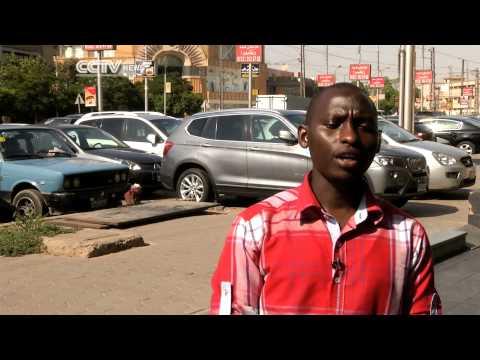 Ugandan Student calls Egyptian Capital his new Home