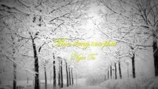 Mùa đông tàn phai - Ngọc Tú (Sáo Trúc Live)