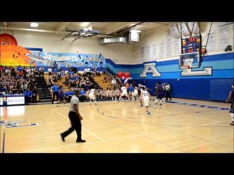 RCHS VS ALTA LOMA HS BASKETBALL 1/24/14