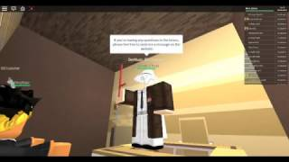 Roblox // Dunkin' Donuts Interviews // PASSED! But... desc [#2]