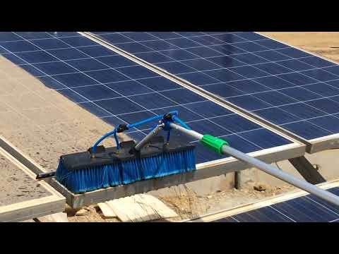 Solar Panels Cleaning System Kit Price Solar Experts