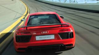See the Audi R8 V10 Plus at the 2016 ROLEX 24 at Daytona thumbnail