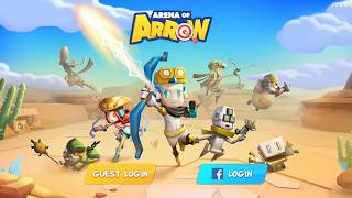 Arena of Arrow - 3v3MOBA (Online Battles) Gameplay | Android Action Game