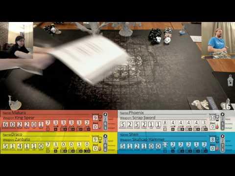 Hero Settlement #2.0 Part 1 - Planning - Kingdom Death Monster