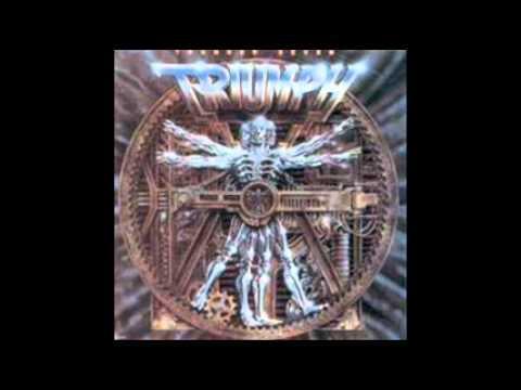 Triumph   Stranger In A Strangeland