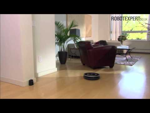 Roomba 700-series: Lighthouse