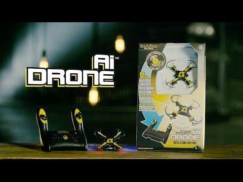 TX Juice Ai Drone advert – RC Quadcopter with Auto Take-off!