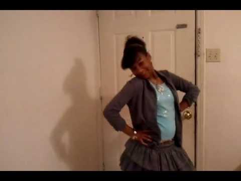 """Mindless Behavior"" I got them girls talkin bout( 12yr old Chayla cover)"
