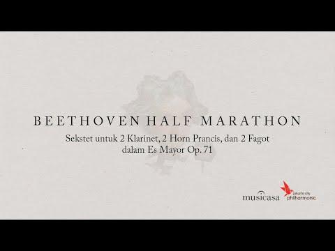 Sekstet Untuk 2 Klarinet, 2 Horn Prancis, Dan 2 Fagot Dalam Es Mayor Op. 71