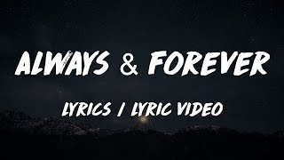 Kris Cerro - Always & Forever (Lyrics / Lyric Video) (Arturs Lapins Remix)