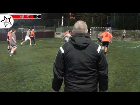 """Másnaposok - Footgolf Stars  2:4  """"Bikás Sport Pub Live Soccer League""""-5.forduló - Hétfő"""