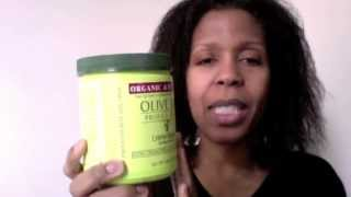 Organic Root Stimulator Relaxer Extra Strength Post #5 Relaxer Update