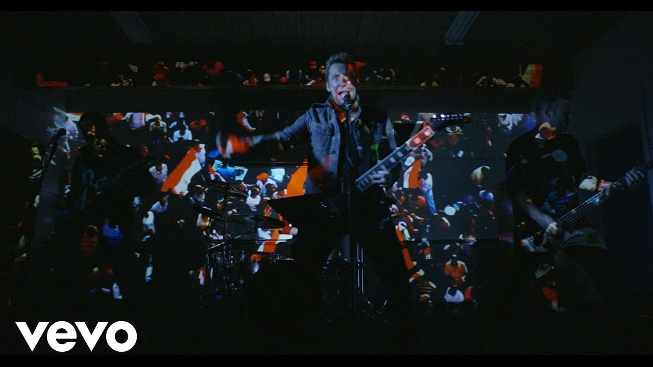 Nickelback - Edge Of A Revolution (Main Version)