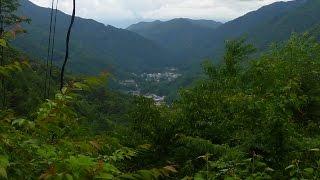 中山道 奈良井宿と藪原宿の間にある 木曽路 最大の難所 標高1197m 明応...