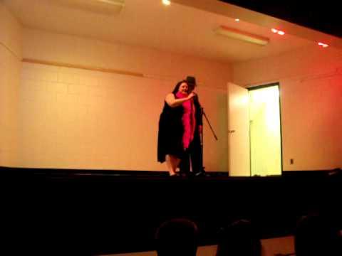 Mr.Morton Singing Karaoke