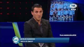 Burdisso: