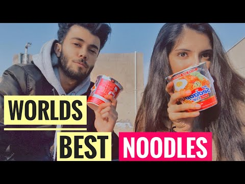 The World's Best Noodles Challenge | Vlog