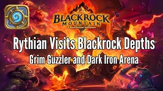 Hearthstone: Blackrock Mountain - Blackrock Depths #1
