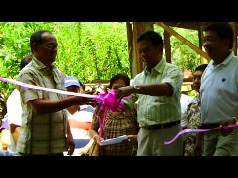 Eco-Tourism Destination:  Las Navas, Northern Samar