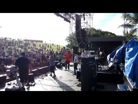 "THE GREEN ""Never"" 6.11.11 Republik Music Festival O'ahu"