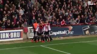Brentford FC Goal of the Month: October 2015