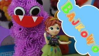 Zwierzaki z rzepów | Elsa i Anna | Disney Frozen & Bunchems | Bajki, uboxing & kreatywne zabawy
