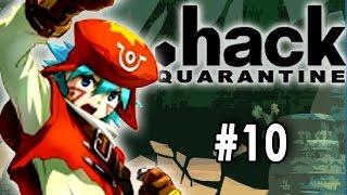 .hack// - Part 4 - Quarantine [UNDUB] [Part 10] [The Final Battle Against Cubia]