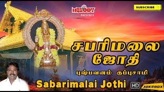 Sabarimalai Jothi | Pallikattu Sabari | Ayyappan Songs |Tamil Devotional | Pushpavanam Kuppuswamy |