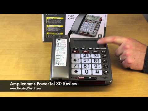 Amplicomms PowerTel 30 Review