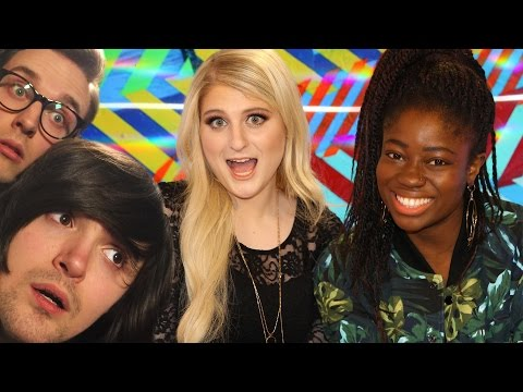 Jack & Dean try to get a date with Meghan Trainor