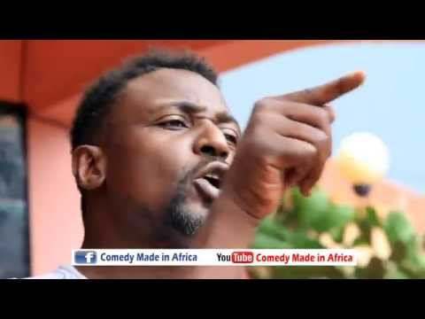 how the rich shop -Comedy made in Africa