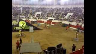 Dani Torres Accidente Freestyle Melilla