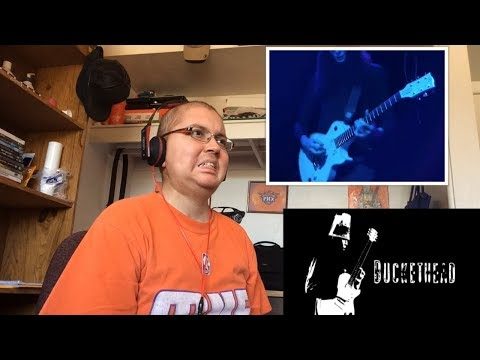 Buckethead - Soothsayer (Live) Reaction!!!