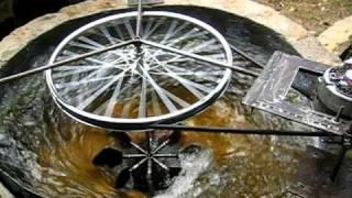 vortex with turbine