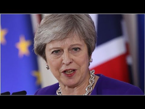 May's top lawyer struggles for Brexit deal in Brussels