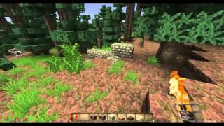 Minecraft CHROMA HILLS Podzol