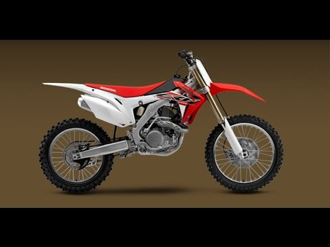 2015 honda crf450r and crf250r introduction and for Al lamb honda