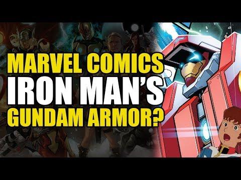Iron Mans Gundam Armor? (Tony Stark- Iron Man #1)