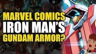 Iron Man's Gundam Armor? (Tony Stark- Iron Man #1)