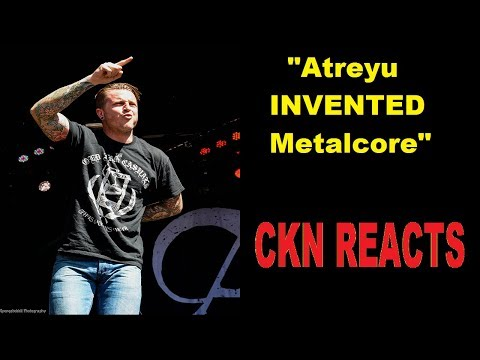 Atreyu Invented Metalcore? - CKN REACTS #Reaction