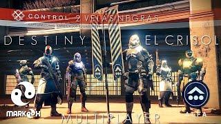 Destiny | Dos velas negras | Control - Observatorio ciego | Comentado 1080HD