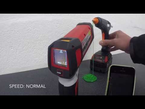 Heat up time on the Dent Society Glue Gun