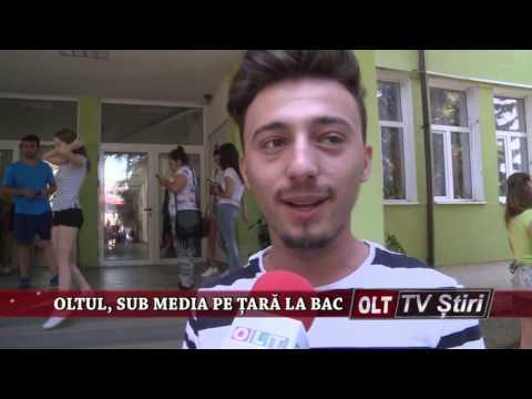 OLTUL SUB MEDIA PE TARA LA BAC 1207
