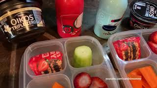 5 Sandwich Free School Lunches