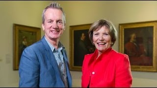 Sky Arts Portrait Artist Of The Year: Frank Skinner interview