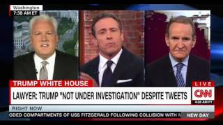 CNN Panel discussion over confusing statements from Trump's lawyer