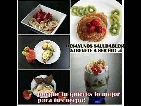 Ideas de desayunos saludables ricos y f ciles de preparar for Cocinar una tarde para toda la semana