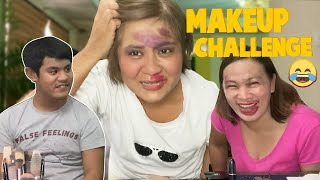 Makeup Challenge  | CANDY & QUENTIN | OUR SPECIAL LOVE
