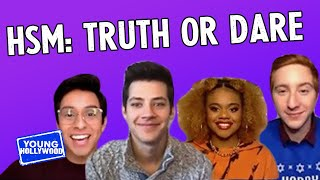 High School Musical: The Musical - The Series Cast Play Truth or Dare