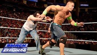 John Cena vs. Luke Harper: SmackDown, March 21, 2014